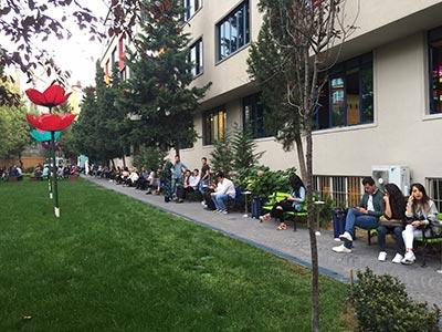 Üsküdar Üniversitesi'nde yeni akademik yıl başladı 2