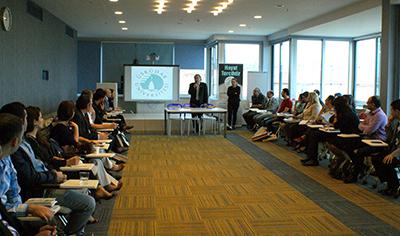 Rehberlik Araştırma Merkezi Müdürleri Üsküdar Üniversitesi'nde buluştu.