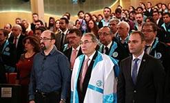 Üsküdar Üniversitesi'nin ilk dersi Uluslararası  Beyin İnisiyatifi Projesi 4
