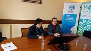 Üsküdar Üniversitesi, Rusya Federasyonu'nda kongrelere ve bilimsel çalışmalara katıldı 4