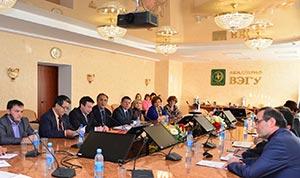 Üsküdar Üniversitesi, Rusya Federasyonu'nda kongrelere ve bilimsel çalışmalara katıldı 6