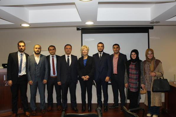 """Prof. Dr. Sevil Atasoy Hukukçulara """"Türkiye'de Adli Bilimler"""" i anlattı. 3"""