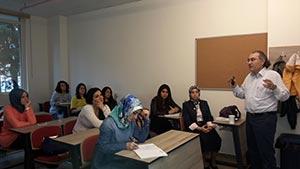 Üsküdar Üniversitesi 5. dönem aile danışmanlığı eğitimi başladı