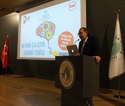 Üsküdar Üniversitesi, Türkiye'nin ilk bilişsel onarım projesini hayata geçiriyor… 2