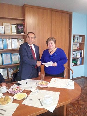 Üsküdar Üniversitesi ve Rusya Federasyonu arasında eğitim köprüsü