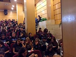 Prof. Dr. Sevil Atasoy lise öğrencilerine kusursuz kariyeri anlattı 2