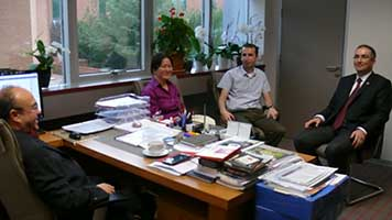 Üsküdar ve California State Üniversitesi işbirliği protokolü imzalandı