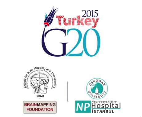 Üsküdar Üniversitesi'nde 2. G20 Dünya Beyin Haritalama Zirvesi