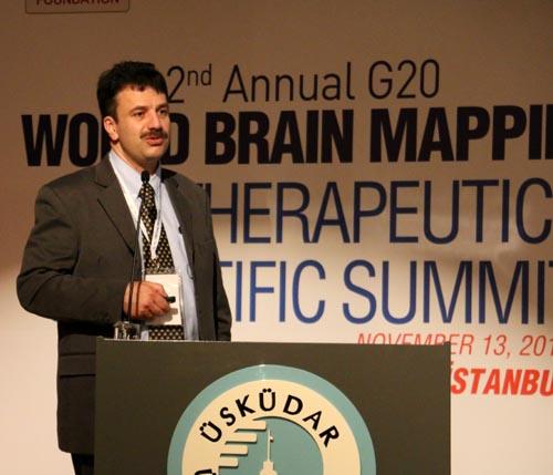 Üsküdar Üniversitesi'nde 2. G20 Dünya Beyin Haritalama Zirvesi 12