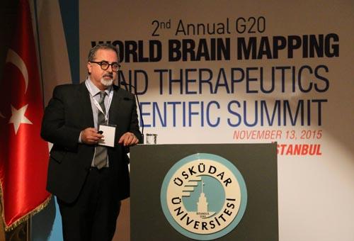 Üsküdar Üniversitesi'nde 2. G20 Dünya Beyin Haritalama Zirvesi 18