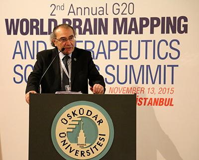 2. G20 World Brain Mapping Summit at Üsküdar University 2