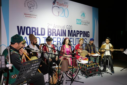 2. G20 World Brain Mapping Summit at Üsküdar University 6