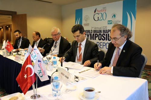 2. G20 World Brain Mapping Summit at Üsküdar University 8