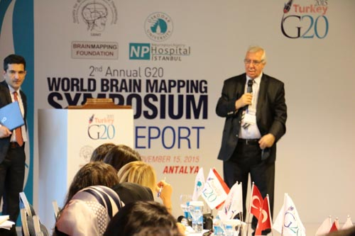 2. G20 World Brain Mapping Summit at Üsküdar University 11