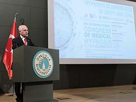 9. Uluslararası Tıbbi Hipnoz Kongresi yapıldı 2