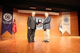 Prof. Dr. Nevzat Tarhan Aydın Üniversitesi'nde bağımlılık ve haz ilişkini anlattı. 3