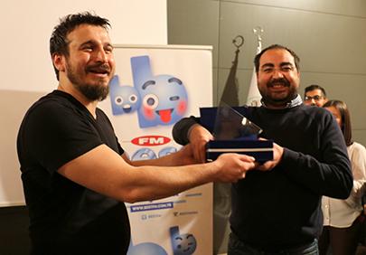 BEST FM'in sevilen programcısı Serdar Gökalp Üsküdar Üniversitesi'ndeydi. 3