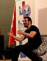 BEST FM'in sevilen programcısı Serdar Gökalp Üsküdar Üniversitesi'ndeydi. 2