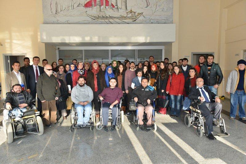 Üsküdar Üniversitesi Öğrencileri Ümraniye Belediyesi'nin çalışmalarını yerinde gördü 3
