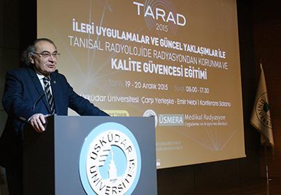 """Üsküdar Üniversitesi'nde """"Tanısal Radyolojide Radyasyondan Korunma Eğitimi"""" verildi 2"""