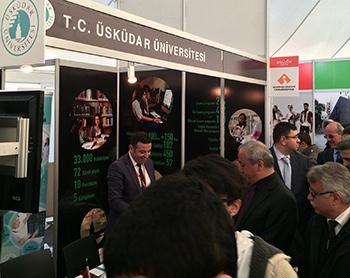 Üsküdar Üniversitesi, Aydın'da üniversite adaylarıyla buluştu 2