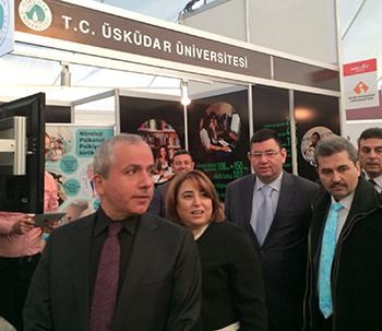 Üsküdar Üniversitesi, Aydın'da üniversite adaylarıyla buluştu