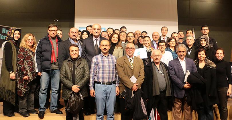 İş Sağlığı ve Güvenliği Günleri'nin 7'incisi Üsküdar Üniversitesi'nde yapıldı.