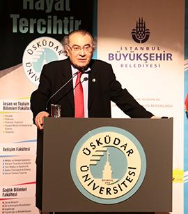 İş Sağlığı ve Güvenliği Günleri'nin 7'incisi Üsküdar Üniversitesi'nde yapıldı. 2
