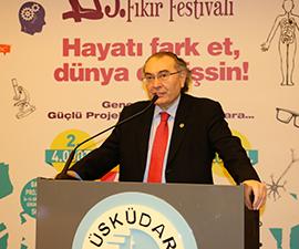 Üsküdar Üniversitesi, genç fikirleri buluşturacak 7