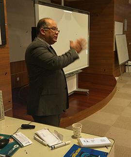 Multidisipliner Bilimsel Eğitim Toplantısında 'Kokunun Nörolojisi' konuşuldu 2