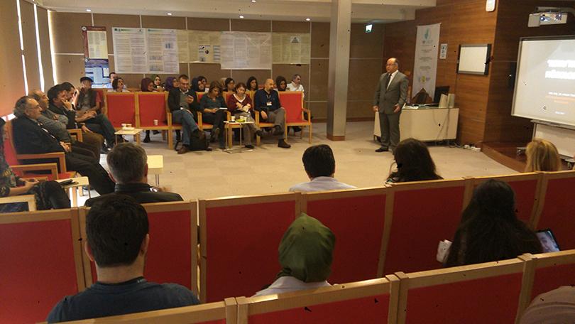 Multidisipliner Bilimsel Eğitim Toplantısında 'Kokunun Nörolojisi' konuşuldu