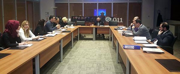 Üsküdar Üniversitesi Mezunlar Derneği tanışma ve istişare toplatısında buluştu 2