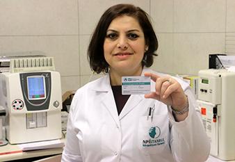 Türkiye'nin ilk Farmakogenetik Kimlik Kartı!