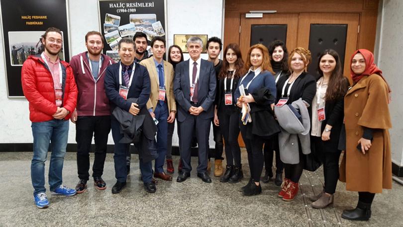 Üsküdar Üniversitesi öğretim üyeleri, 4. Genetik ve Biyomühendislik Günleri'nde