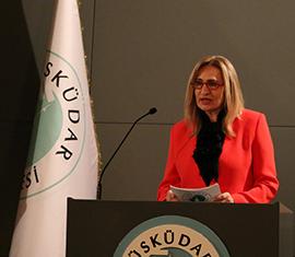 """Üsküdar Üniversitesi'nde """"Kadın ve dayanışmanın gücü"""" konuşuldu 4"""