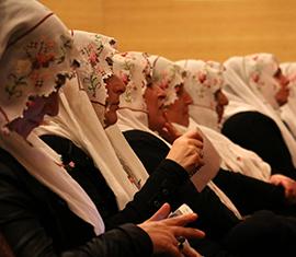 """Üsküdar Üniversitesi'nde """"Kadın ve dayanışmanın gücü"""" konuşuldu 8"""