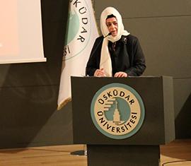 """Üsküdar Üniversitesi'nde """"Kadın ve dayanışmanın gücü"""" konuşuldu 6"""