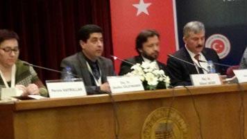 Üsküdar Üniversitesi, Türk Dünyası Bilgi Şöleni'nde