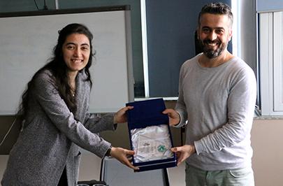 Ünlü senarist Suat Köçer, Üsküdar Üniversitesi öğrencileriyle buluştu 2