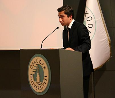 İstiklal Marşı Kabulünün 95. Yıldönümünde Üsküdar Üniversitesi'nde konuşuldu
