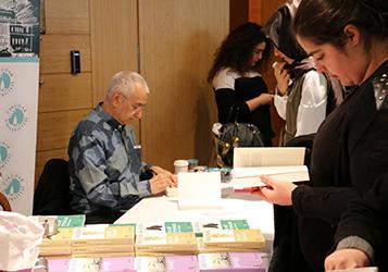 Psikolog Doğan Cüceloğlu, Üsküdar Üniversitesi'ndeydi 4