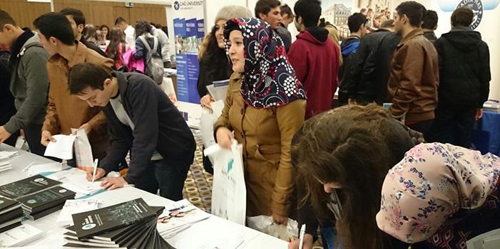 Üsküdar Üniversitesi, Kahramanmaraş'ta üniversite adaylarıyla buluşuyor