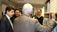 Prof. Dr. Yümni Sezen, kitaplarını Üsküdar Üniversitesi'ne bağışladı 2