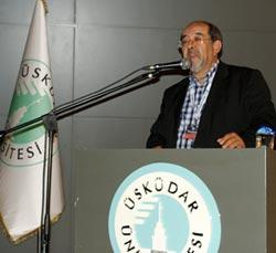 Prof.Dr. Oğuz Tanrıdağ, TED Ankara Koleji'nde
