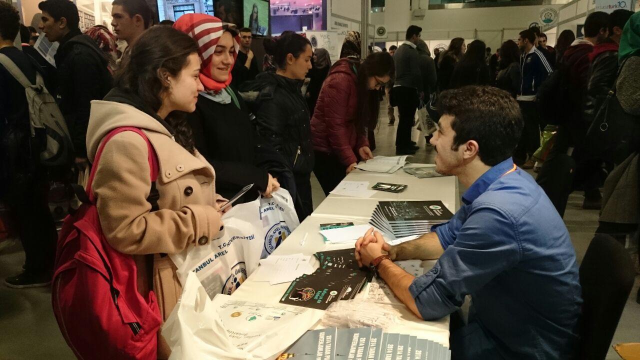 Üsküdar Üniversitesi, Azerbaycan'da üniversite adaylarıyla buluşuyor… (2016-03-28)