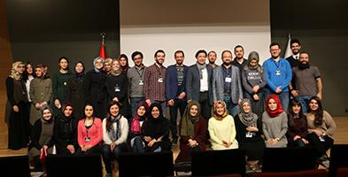 Beyinleri cilalamak için Üsküdar Üniversitesi'nde buluştular 6
