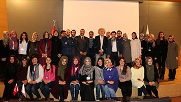 Beyinleri cilalamak için Üsküdar Üniversitesi'nde buluştular 10
