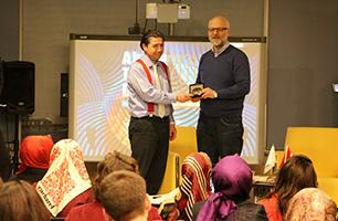 Beyinleri cilalamak için Üsküdar Üniversitesi'nde buluştular 4