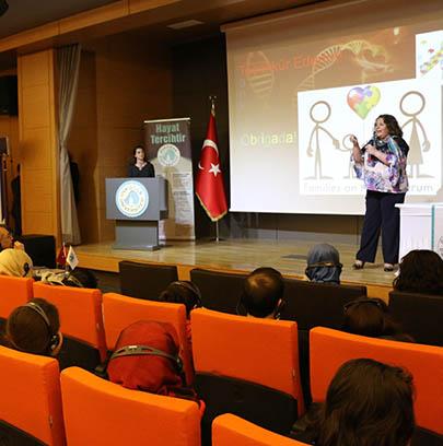 3. Ulusal Otizm Günleri Üsküdar Üniversitesi'nde düzenlendi 5
