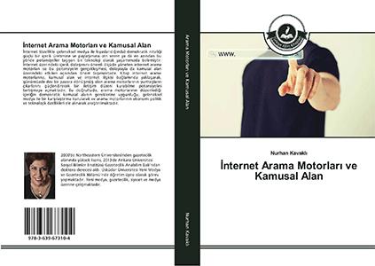 Arama motorları ve kamusal alan ilişkisini irdeleyen Türkiye'nin ilk kitabı raflarda